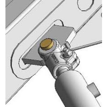 Gleaner A85 Reman Hydraulic Final Drive Motor